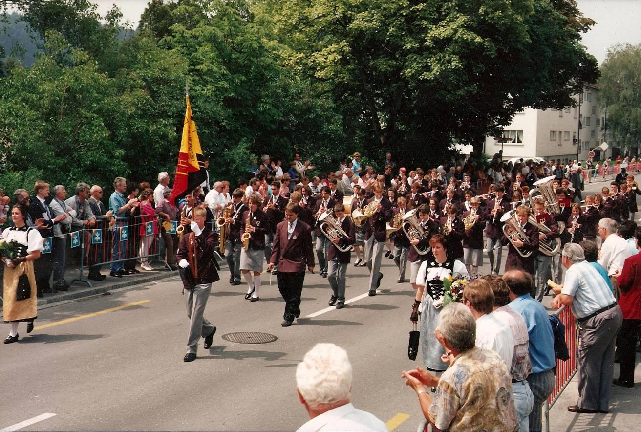 Marschmusikparade 1993